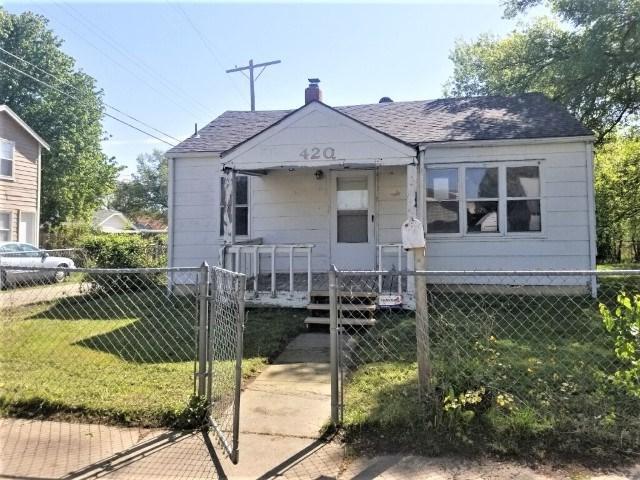 420 S Sedgwick St, Wichita, KS 67213 (MLS #566325) :: Wichita Real Estate Connection