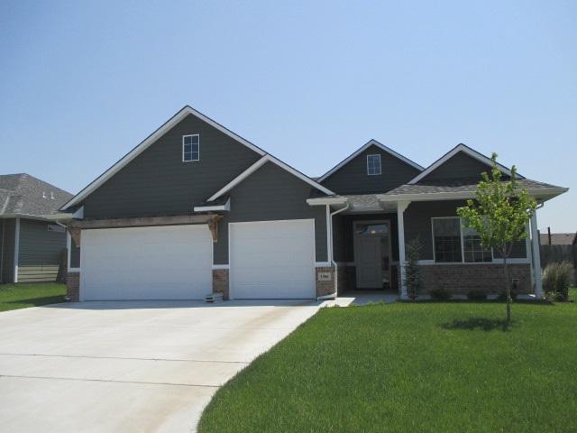 1366 S Sierra Hills, Wichita, KS 67230 (MLS #567351) :: Pinnacle Realty Group