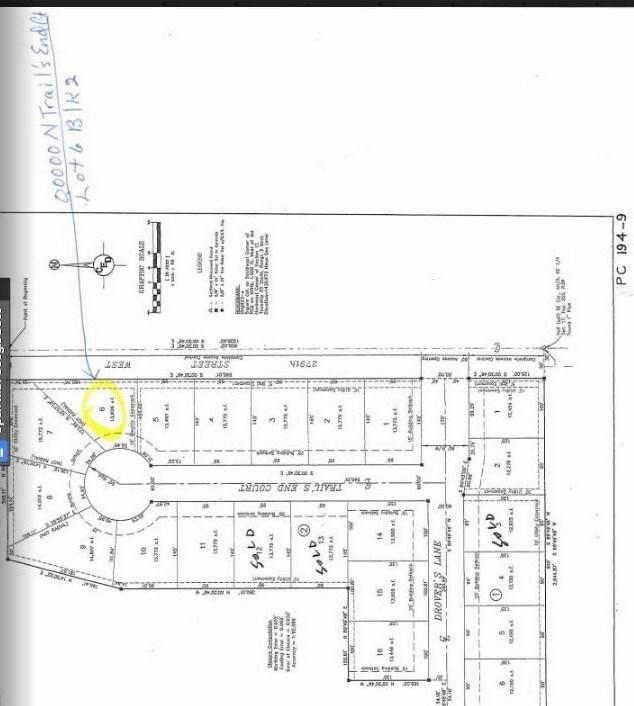 00000 N Trail's End Ct Lot 6 Blk 2 Dro, Mount Hope, KS 67108 (MLS #568135) :: On The Move