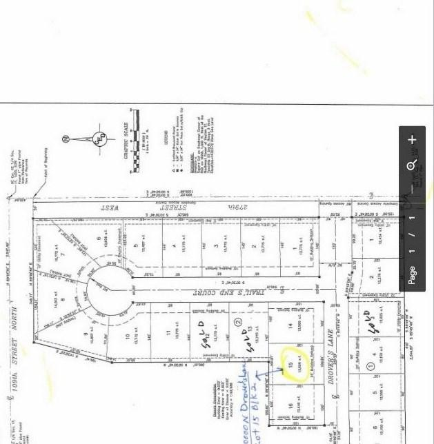 00000 W Drover's Lane Lot 15 Blk 2 Dr, Mount Hope, KS 67108 (MLS #568142) :: On The Move