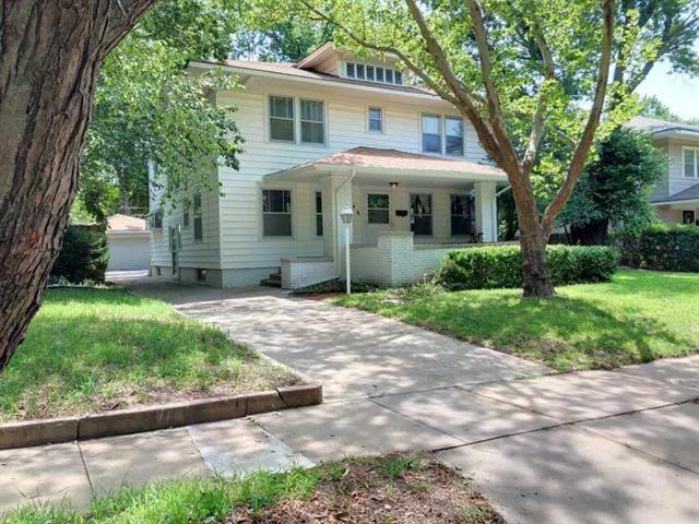 246 N Bluff Ave, Wichita, KS 67208 (MLS #568503) :: Wichita Real Estate Connection