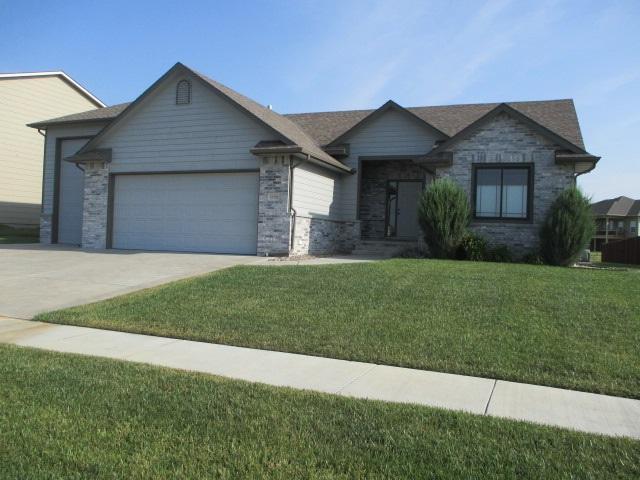 13328 E Bellechase St, Wichita, KS 67230 (MLS #569148) :: Pinnacle Realty Group