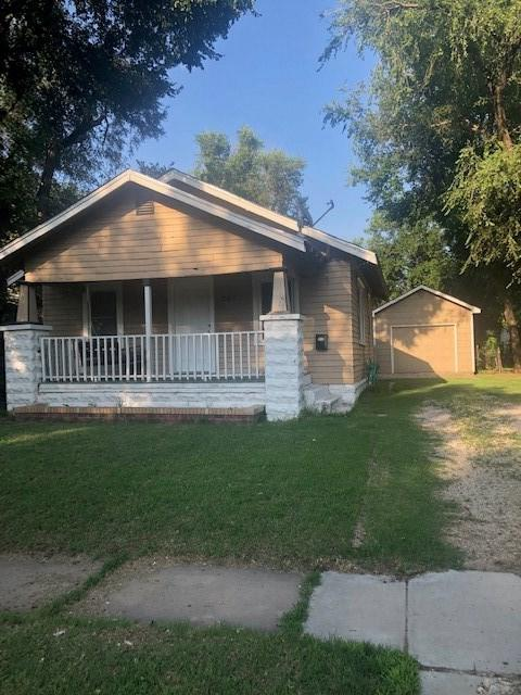 240 N Richmond St, Wichita, KS 67203 (MLS #569515) :: On The Move