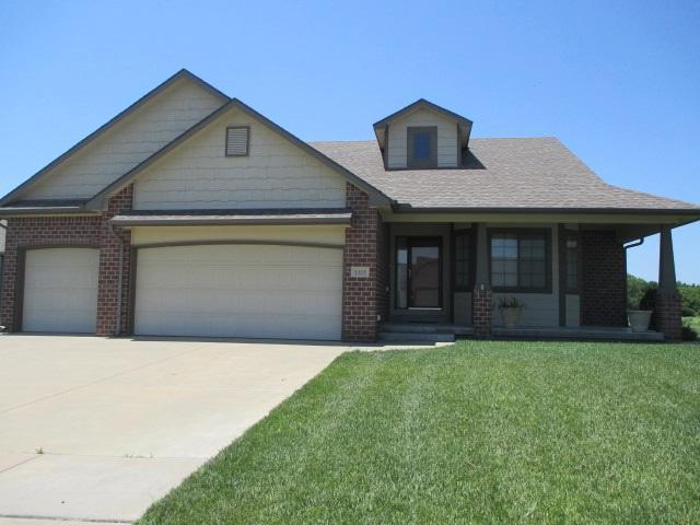 1415 S Sierra Hills, Wichita, KS 67230 (MLS #569622) :: Pinnacle Realty Group