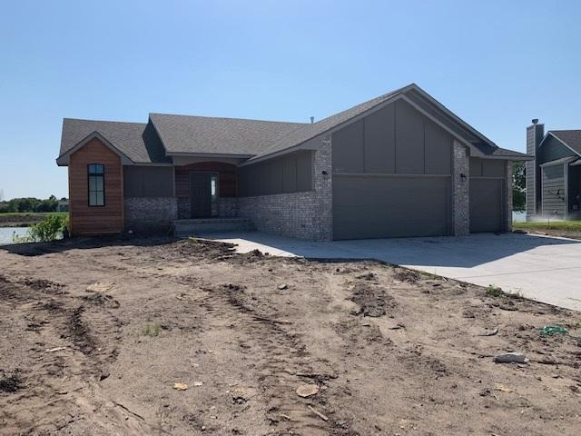 517 S Horseshoe Bnd, Maize, KS 67101 (MLS #569687) :: Graham Realtors
