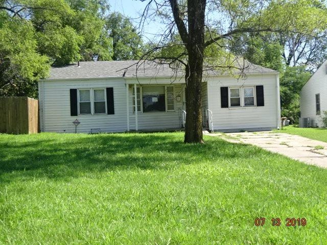 2427 E 25th St N 2427 East 25th , Wichita, KS 67219 (MLS #570400) :: Wichita Real Estate Connection