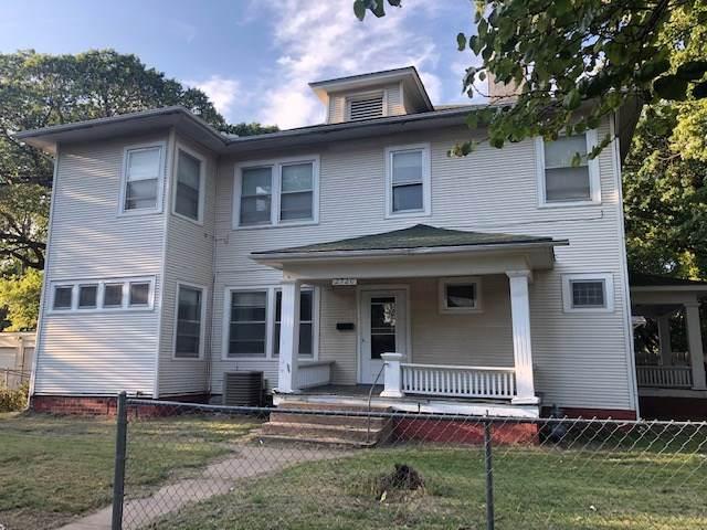 2720 E 1st St N, Wichita, KS 67214 (MLS #572158) :: Lange Real Estate