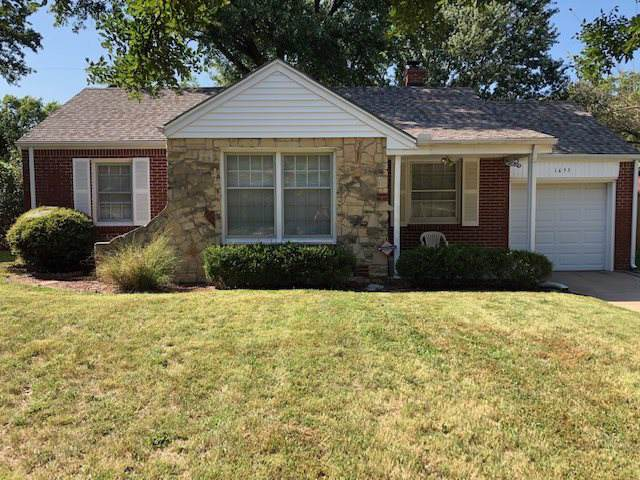 1633 N Coolidge Avenue, Wichita, KS 67203 (MLS #572446) :: On The Move