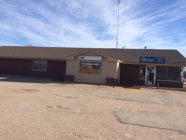 700 E 14th St, Harper, KS 67058 (MLS #572474) :: Lange Real Estate