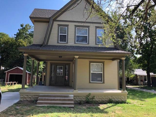 1548 N Waco Ave, Wichita, KS 67203 (MLS #572477) :: On The Move