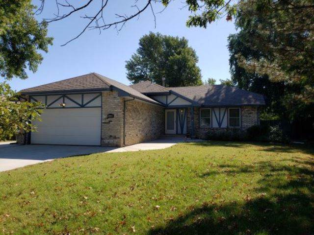 10309 W Carr, Wichita, KS 67209 (MLS #573169) :: Lange Real Estate