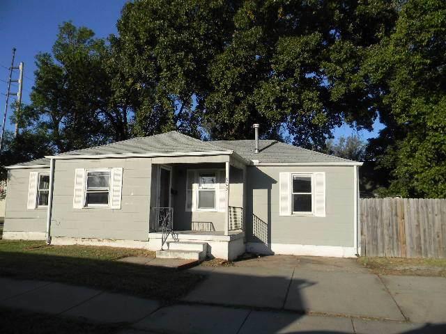 603 N Meridian, Valley Center, KS 67147 (MLS #573604) :: Lange Real Estate