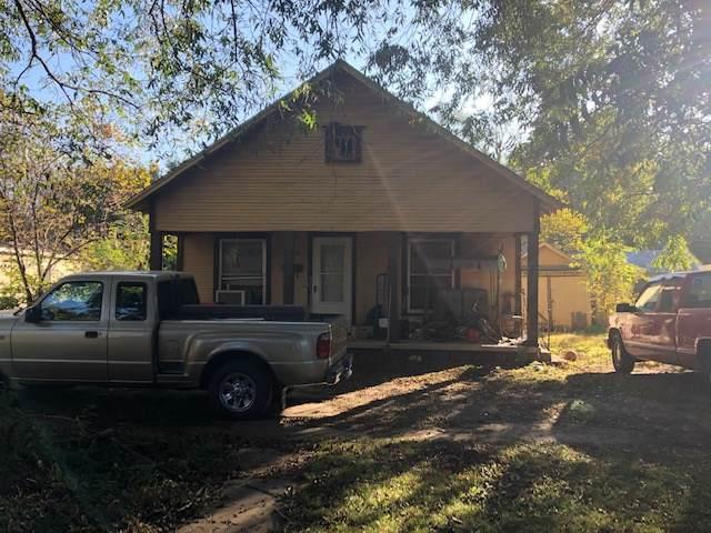 1320 S B St, Arkansas City, KS 67005 (MLS #573726) :: Lange Real Estate