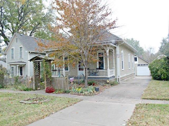 133 E Broadway Ave, Augusta, KS 67010 (MLS #574031) :: On The Move
