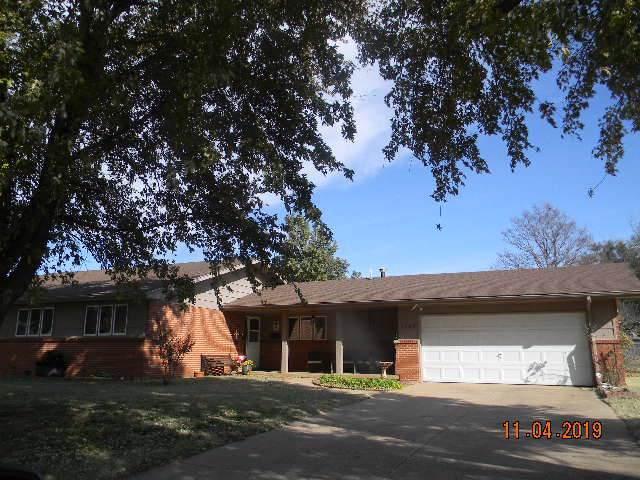 1107 N Anthony, Anthony, KS 67003 (MLS #574303) :: Lange Real Estate
