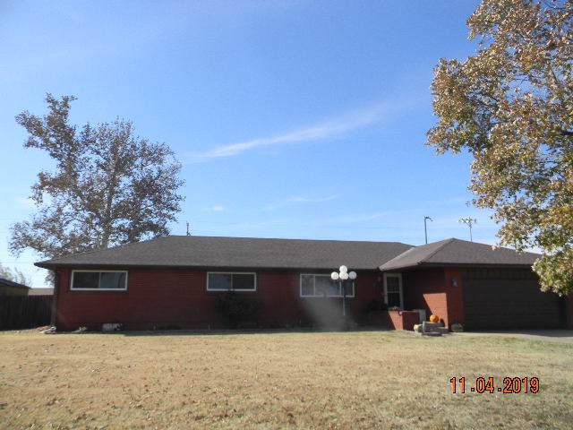 922 N Springfield, Anthony, KS 67003 (MLS #574304) :: Lange Real Estate