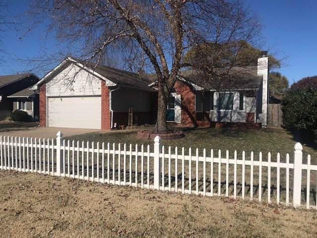 11610 W Bekemeyer St, Wichita, KS 67212 (MLS #574616) :: Pinnacle Realty Group