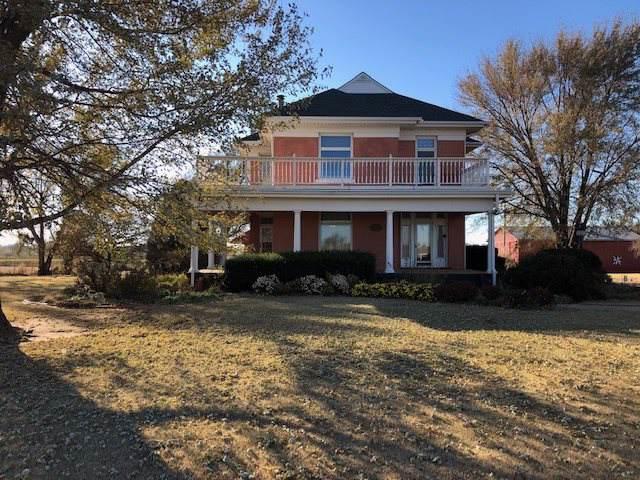 217 N Highway 14, Anthony, KS 67003 (MLS #574711) :: Pinnacle Realty Group