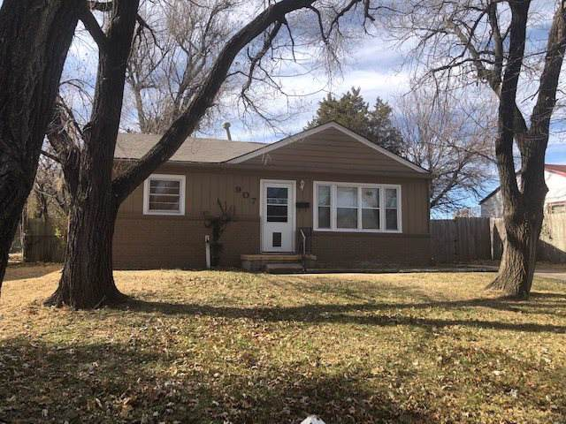907 S Whittier Rd, Wichita, KS 67207 (MLS #574734) :: On The Move