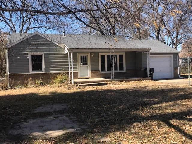 1307 N C St, Arkansas City, KS 67005 (MLS #574777) :: Pinnacle Realty Group