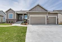 1334 W Ledgestone, Andover, KS 67002 (MLS #574913) :: Lange Real Estate