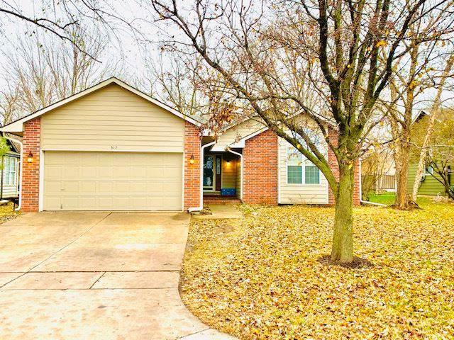 517 S Wheatland St, Wichita, KS 67235 (MLS #574971) :: Pinnacle Realty Group