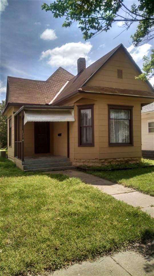 1114 S Lulu, Wichita, KS 67214 (MLS #575088) :: Lange Real Estate