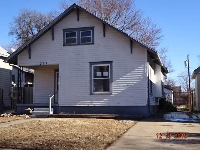 212 Allison St, Newton, KS 67114 (MLS #575696) :: Lange Real Estate