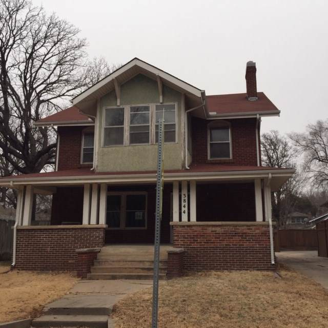 3844 E 2nd St N, Wichita, KS 67208 (MLS #575862) :: On The Move