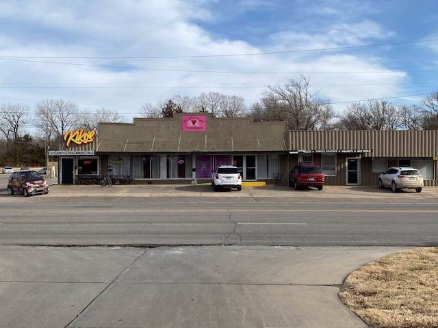 1728 N Main, Newton, KS 67114 (MLS #575890) :: Keller Williams Hometown Partners