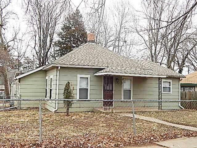 502 S Star, El Dorado, KS 67042 (MLS #576578) :: Lange Real Estate