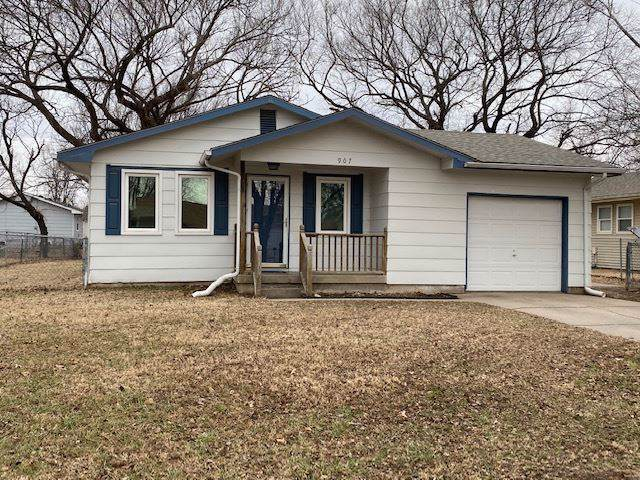 907 N Money Ave, Augusta, KS 67010 (MLS #576586) :: On The Move