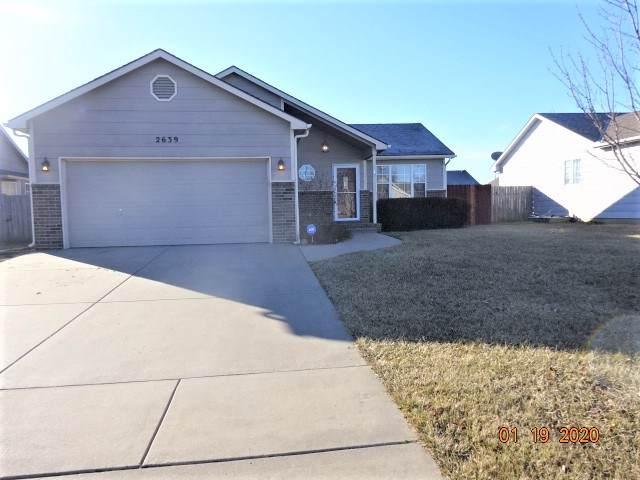 2639 E Fairchild, Park, KS 67219 (MLS #576706) :: Lange Real Estate