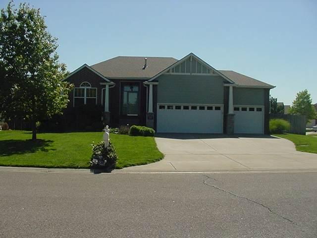624 S Shira St, Haysville, KS 67060 (MLS #576732) :: Lange Real Estate