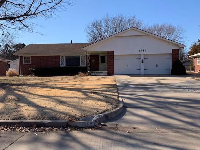 1511 N Mount Carmel Ave, Wichita, KS 67203 (MLS #576736) :: Lange Real Estate