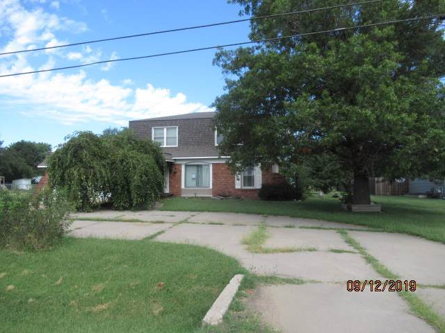 1102 W 30th, Hutchinson, KS 67502 (MLS #576960) :: Lange Real Estate