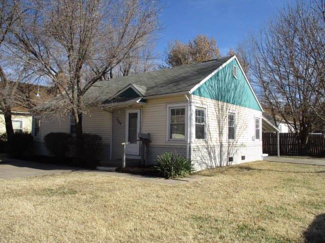 1756 S Water St, Wichita, KS 67213 (MLS #577330) :: On The Move