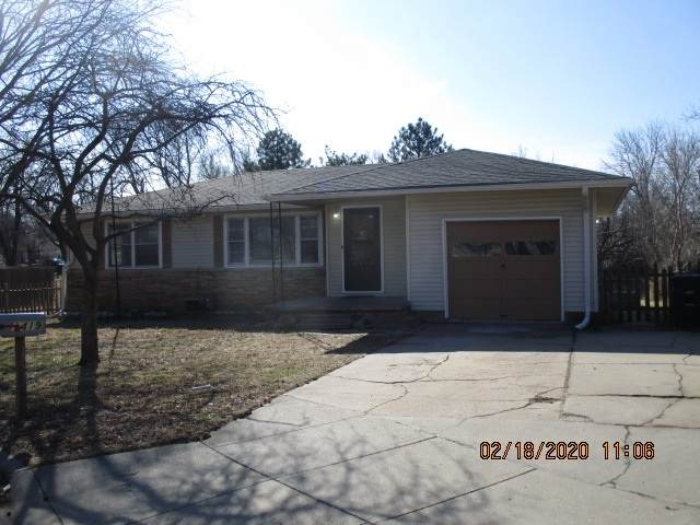 1419 W Ash Ave, El Dorado, KS 67042 (MLS #577688) :: On The Move