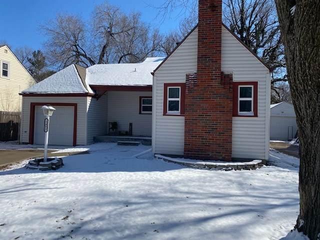 1488 N Perry Ave, Wichita, KS 67203 (MLS #577759) :: Kirk Short's Wichita Home Team