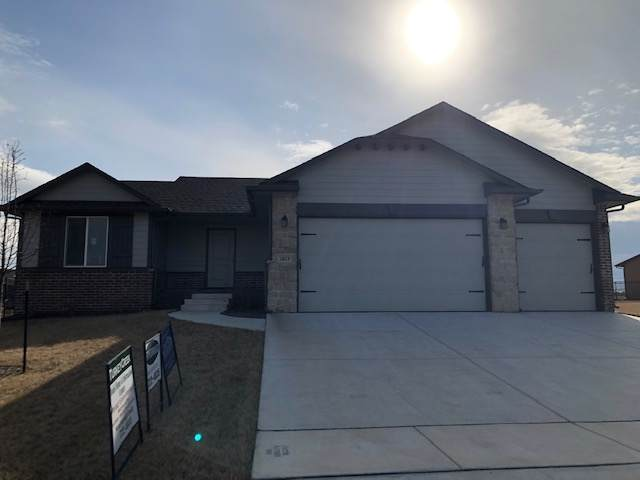 2033 S Wheatland St, Wichita, KS 67235 (MLS #577880) :: Jamey & Liz Blubaugh Realtors