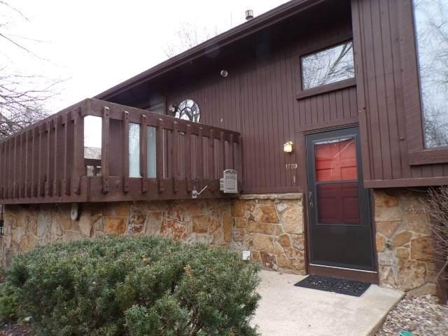 2421 S Yellowstone St. Unit #1703, Wichita, KS 67215 (MLS #578580) :: Kirk Short's Wichita Home Team