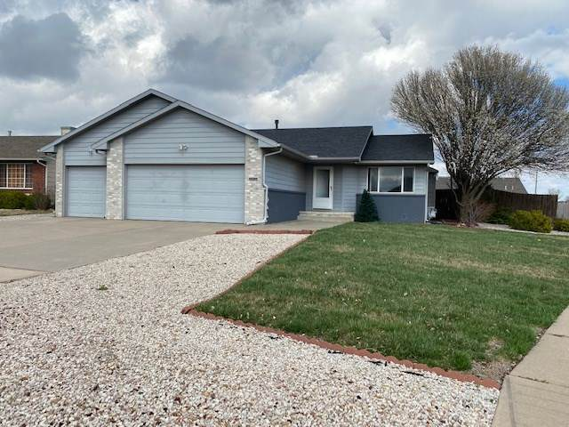 1220 E Summerwood Cir, Goddard, KS 67052 (MLS #579015) :: Lange Real Estate