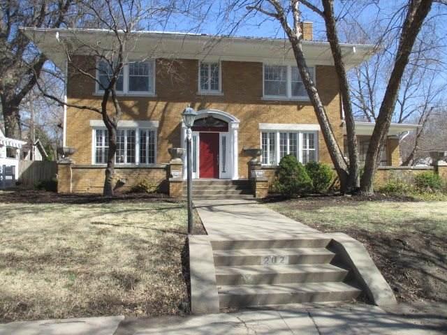202 N Broadview St, Wichita, KS 67208 (MLS #579148) :: Pinnacle Realty Group