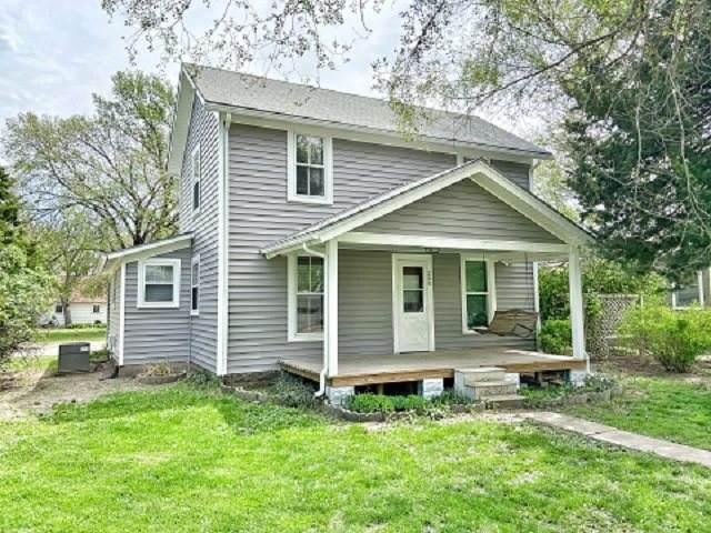 200 S Buller St, Goessel, KS 67053 (MLS #580648) :: Keller Williams Hometown Partners