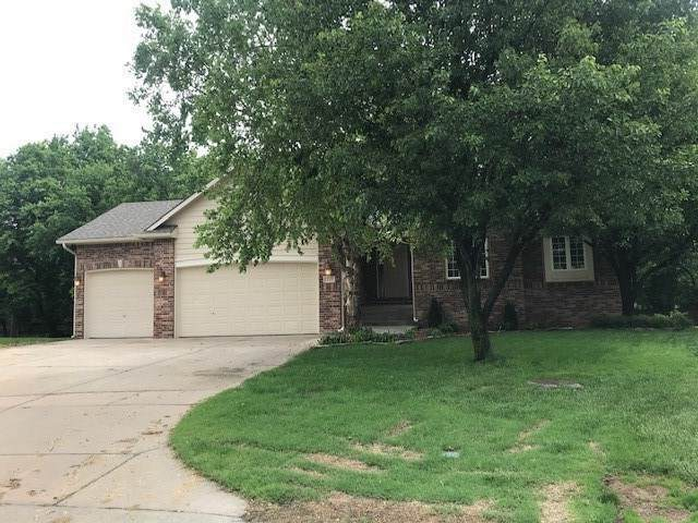 211 S Jamestown Cir, Andover, KS 67002 (MLS #581735) :: Kirk Short's Wichita Home Team