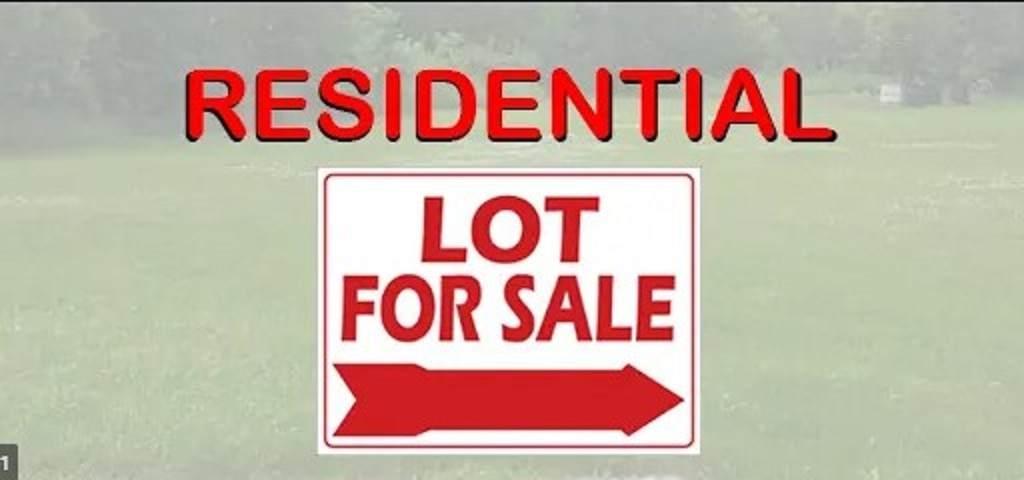 Lot 6 Block A Chisholm Park Estates 2nd Add - Photo 1