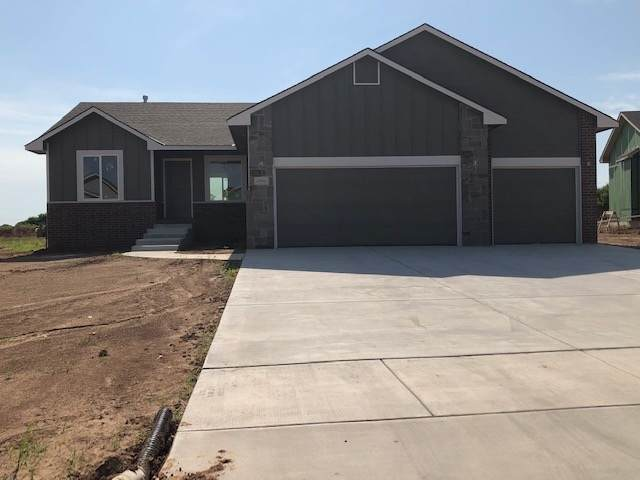 12934 W Jewell Ct, Wichita, KS 67235 (MLS #582197) :: Pinnacle Realty Group
