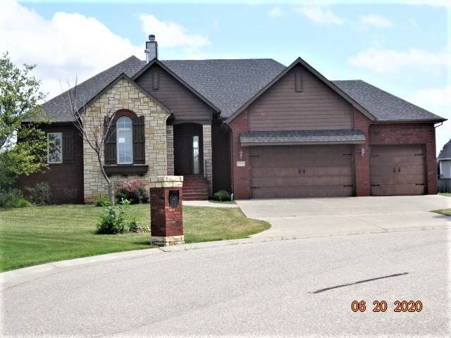 2220 N Loch Lomond Ct 2220 North Loch, Wichita, KS 67228 (MLS #582826) :: Graham Realtors