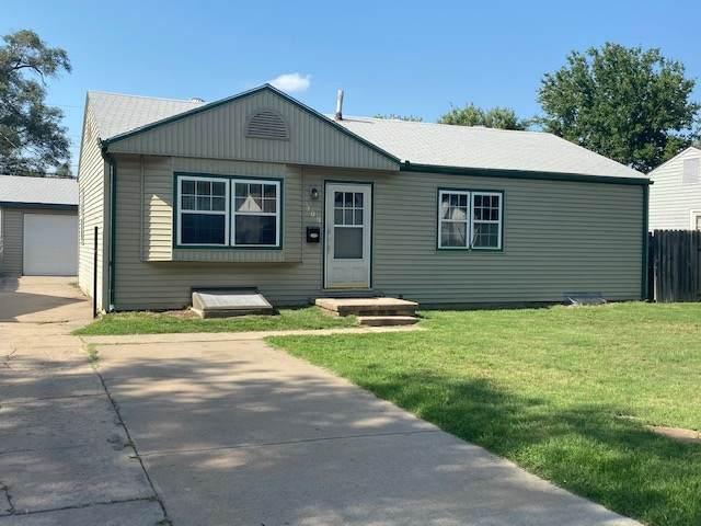 900 W Davis, Wichita, KS 67217 (MLS #583132) :: Graham Realtors