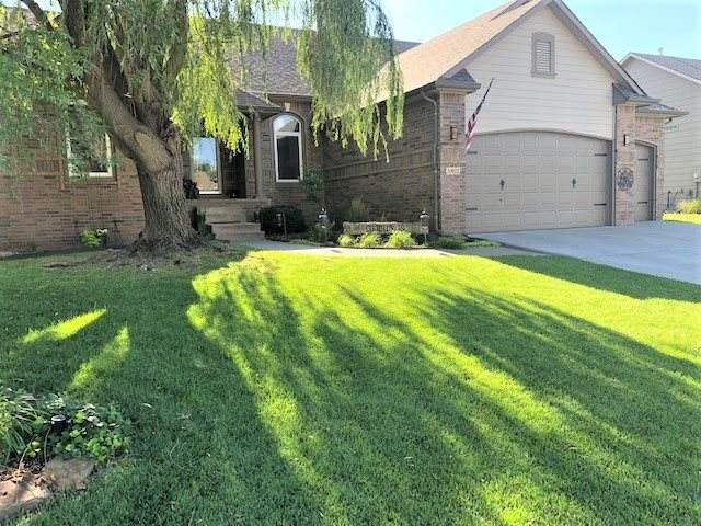 10022 W Westlakes Ct, Wichita, KS 67205 (MLS #583292) :: On The Move